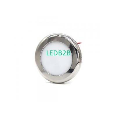 """Surface Mount Dimmable 316L 4"""" LE"""