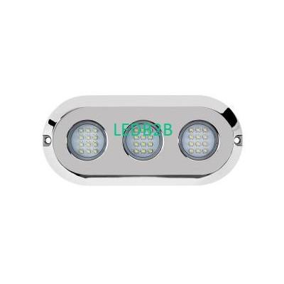 Oval Transom 180W Underwater LED