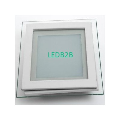 Square LED Down Light with Froste