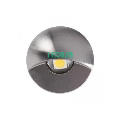 Stainless Steel IP67 12V DC 1W Re
