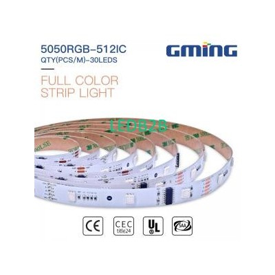 2Oz PCB 10MM Width 6W 630nm 5050