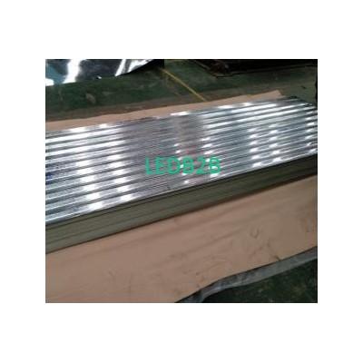 Full Hard  GI Galvanized Corrugat