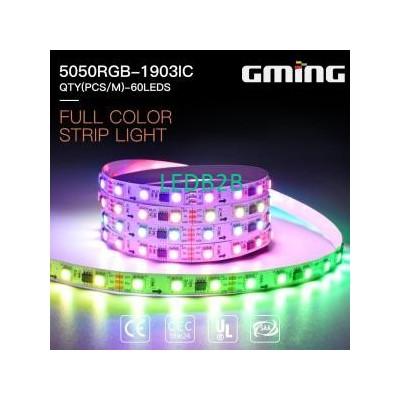 IP68 60leds/M 30W SMD 5050 LED St