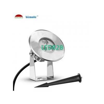 316L Stainless Steel 24V 3W 130ma