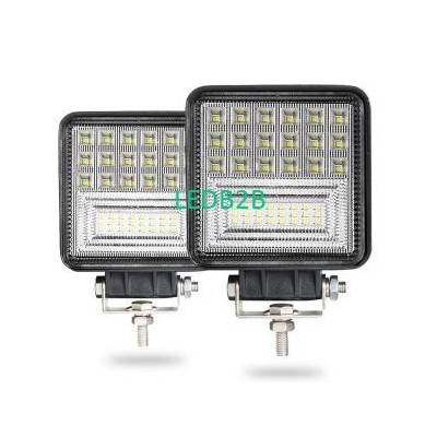 Diffused Square Waterproof LED Wo