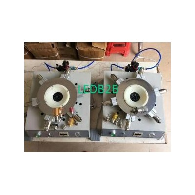 E27 Bulb Cap Production Assemble