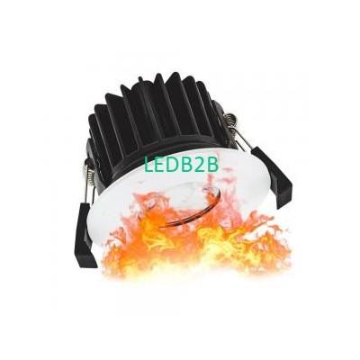 6w 8w 10w BS 476 90 Dimmable Fire