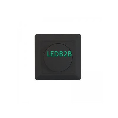 Black Trailing Edge Load 300W LED