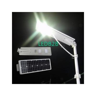 40W Solar Led Street Light high b