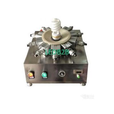 E27 Bulb Cap Production Assembly