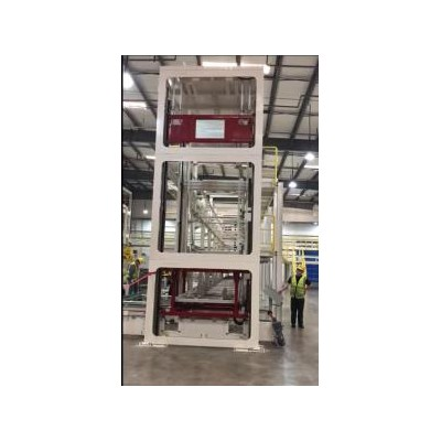 Residential Mechanical 850kg Vert