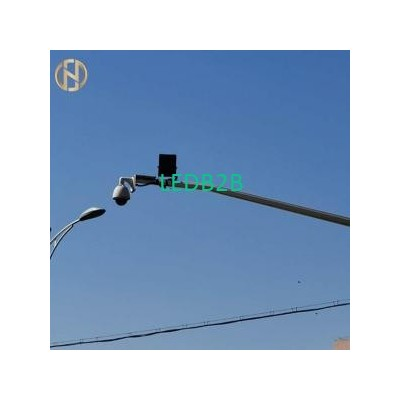 SGS Q345 8M Security CCTV Camera