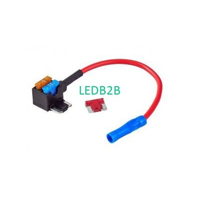 UL1015 16AWG Red Mini Add A Circu