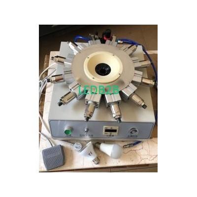 E27 LED Bulb Cap Production Assem
