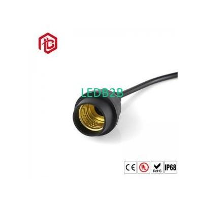 Electrical Light PVC E27 Bulb Hol