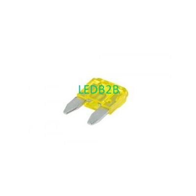 32VDC 20A Low Profile Mini Fuse ,