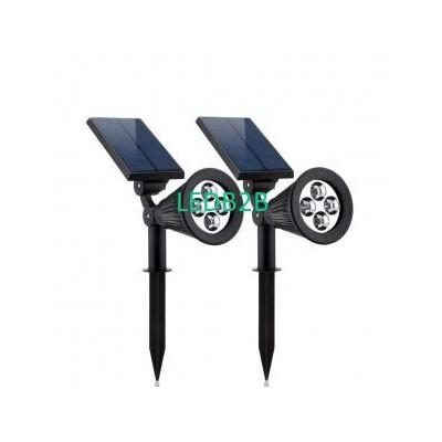 6000K Solar Powered Motion Detect