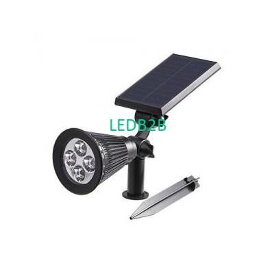 IP65 Solar Powered Motion Detecto