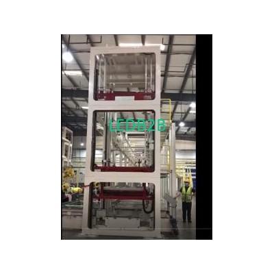Aluminium Frame 400kg AC220V Vert