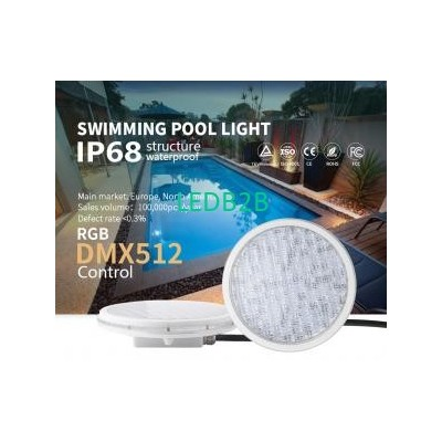 RGB Dmx Control Waterproof Par56