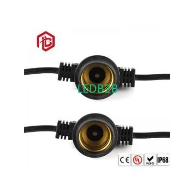 ODM Plastic Socket 300V E27 Porce