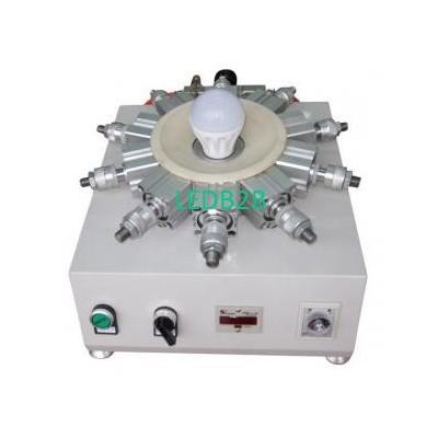 B22 E27 Bulb Cap Crimping Machine