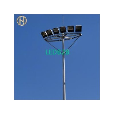 CE GR65 Conical  12 Meter High Ma