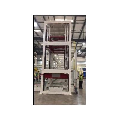 0.75KW Vertical Reciprocating Con