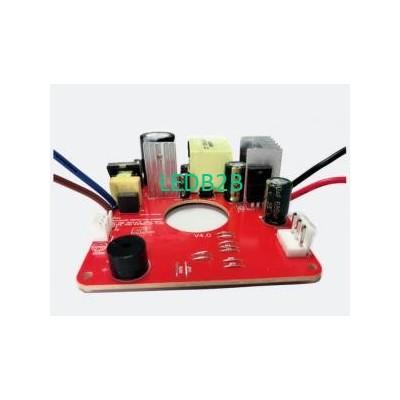 Red Sinusoidal AC220V DC 12V BLDC
