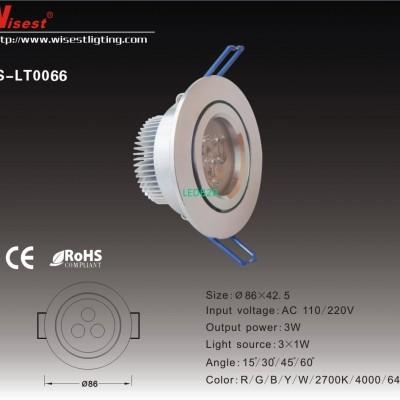 Wisest WS-LT0066 LED