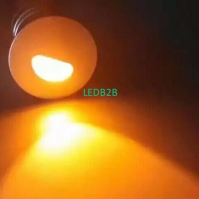 LED Step Light Outdoor Recessed W
