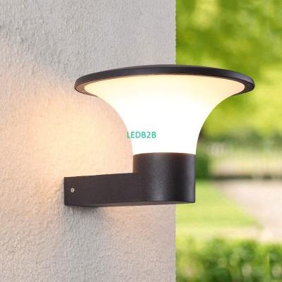 Waterproof Courtyard Wall Lamp, O