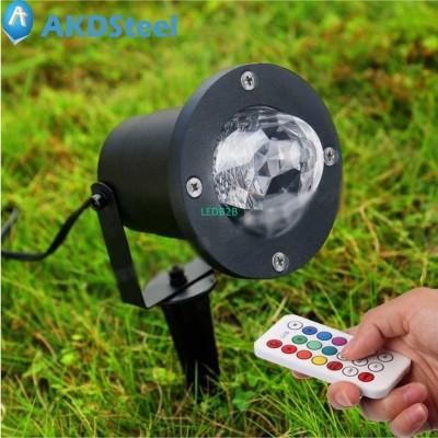 AKDSteel Outdoor Waterproof LED W