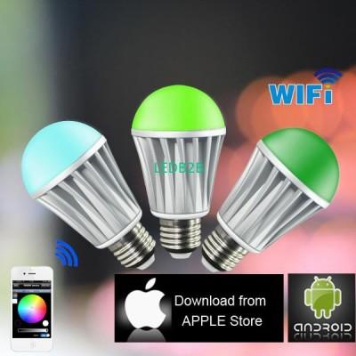 wifi light bulb,smart light bulbs