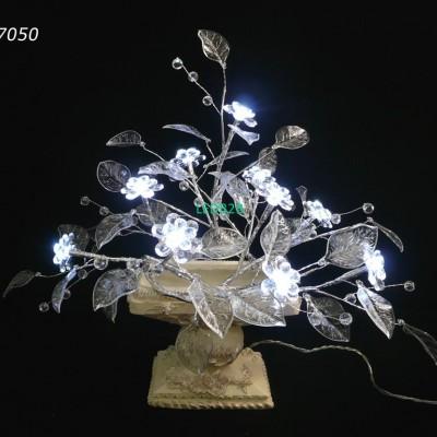 art ceramic artificial lamp