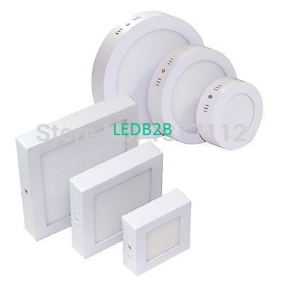 6W/12W/18W LED Surface Panel Wall
