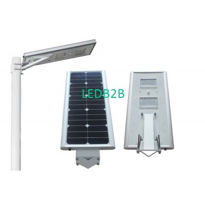 integrated solar street light 20W
