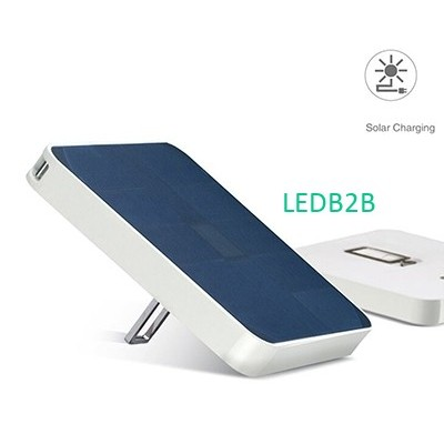 LED emergency light with phone ch