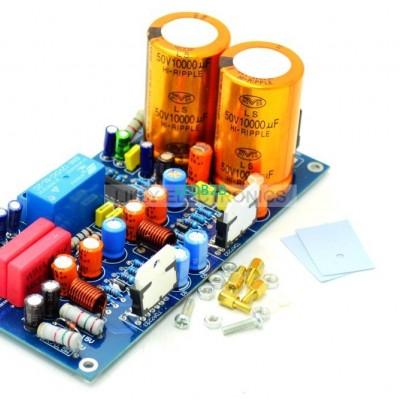TDA7294/TDA7293 Dual Channel+ NE5