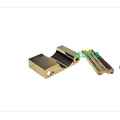Laser Pump Cavities piece