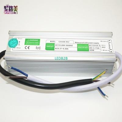 AC110V-260V to DC12V/24V 10W 20W