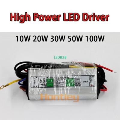 High power LED Driver 10W 20W 30W