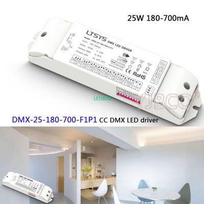 DMX-25-180-700-F1P1;25W/180mA-700