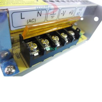AC 110V/220V to DC 12V 5A Power S