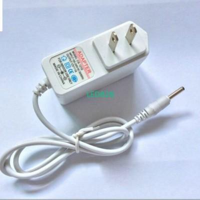 US  wall plug 12v 1a ac dc power