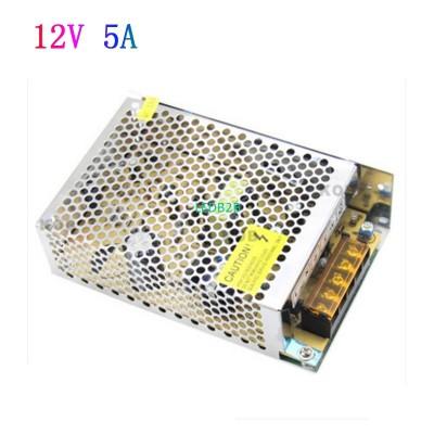 AC 100V-240V 12V 5A 60W Switching