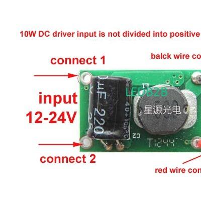 NEW Input 12V~24V AC/DC-DC Output