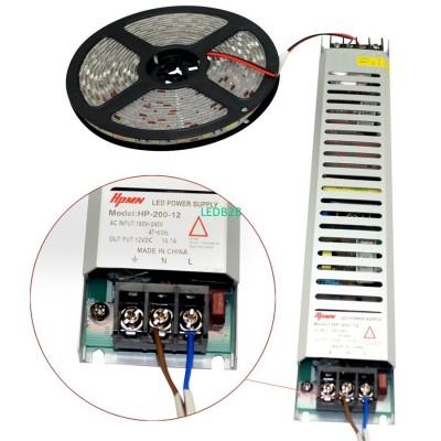led power supply DC12V 60W 100W 1