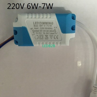 LED Driver for Ultra thin design