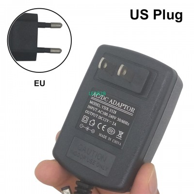 2A 24W Led Power Adapter for Led